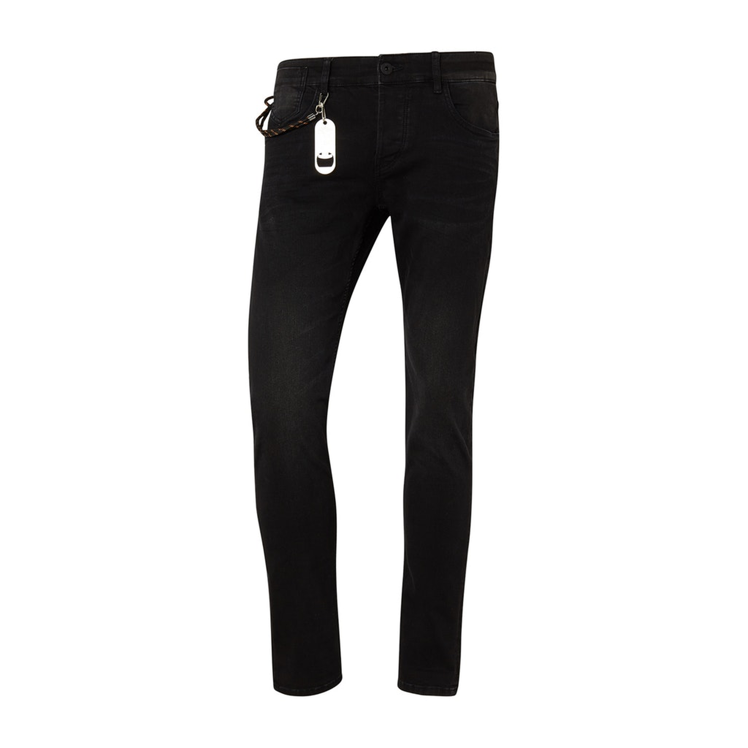 TOM TAILOR Troy Slim Jeans black used