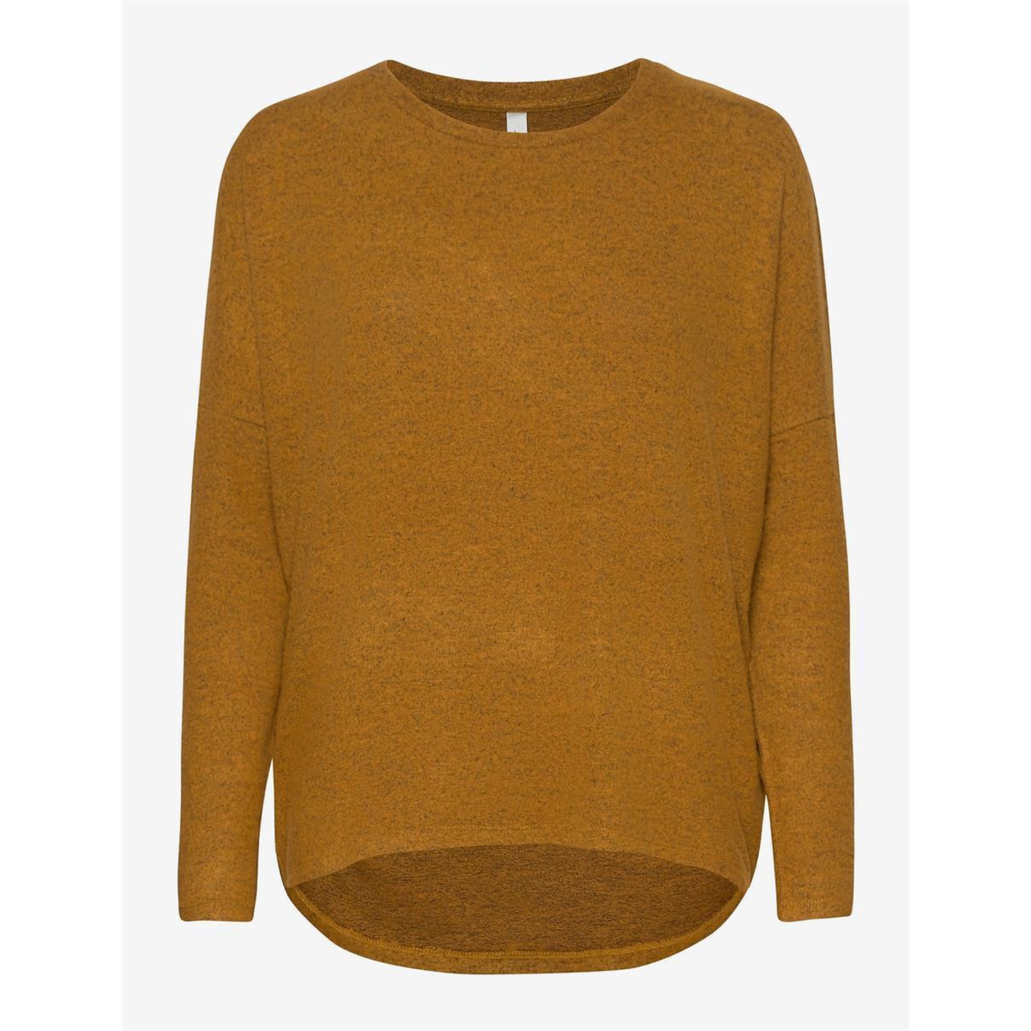 SOYACONCEPT Shirt oversized golden melange