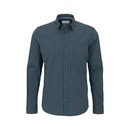 TOM TAILOR Hemd kariert green navy
