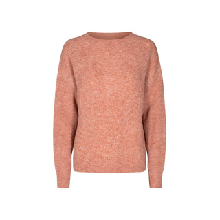 SOYACONCEPT Pullover oversize rose