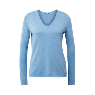 TOM TAILOR Pullover sea blue